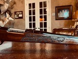Weatherby Mark V LAZERMARK - .378 Weatherby Magnum - As New - Oak Leaf Carved Stock - Remarkable Condition and Wood Quality - Beautiful!! - 19 of 24