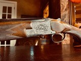 """Browning Superposed Grade V - 20ga - 28"""" - 3"""" Chambers - M/F - Solid Rib - ca. 1959 - Magnificently Engraved - Remarkable 99% Condition - Estate Find!"""