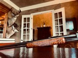 """Winchester Model 61 Deluxe #8 - """".22 Win. Mag. R. F."""" - Squirrels & Cottontails - 99% High Condition - Magnificent Black Walnut - Finest Engraving!! - 18 of 25"""