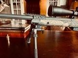 GA Precision 6.5 Creedmoor- As-New Custom - Nightforce ATACR 5x25x56 Tremor 3 - 700 rounds - 500 rds S&B 140 grain FMJ - 200 rds Nosler - 21 of 25