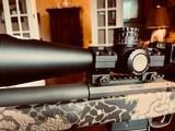 GA Precision 6.5 Creedmoor- As-New Custom - Nightforce ATACR 5x25x56 Tremor 3 - 700 rounds - 500 rds S&B 140 grain FMJ - 200 rds Nosler - 13 of 25