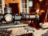 GA Precision 6.5 Creedmoor- As-New Custom - Nightforce ATACR 5x25x56 Tremor 3 - 700 rounds - 500 rds S&B 140 grain FMJ - 200 rds Nosler - 10 of 25