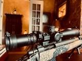 GA Precision 6.5 Creedmoor- As-New Custom - Nightforce ATACR 5x25x56 Tremor 3 - 700 rounds - 500 rds S&B 140 grain FMJ - 200 rds Nosler - 7 of 25