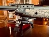 GA Precision 6.5 Creedmoor- As-New Custom - Nightforce ATACR 5x25x56 Tremor 3 - 700 rounds - 500 rds S&B 140 grain FMJ - 200 rds Nosler - 24 of 25
