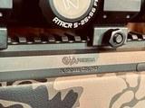 GA Precision 6.5 Creedmoor- As-New Custom - Nightforce ATACR 5x25x56 Tremor 3 - 700 rounds - 500 rds S&B 140 grain FMJ - 200 rds Nosler - 17 of 25