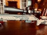GA Precision 6.5 Creedmoor- As-New Custom - Nightforce ATACR 5x25x56 Tremor 3 - 700 rounds - 500 rds S&B 140 grain FMJ - 200 rds Nosler - 15 of 25