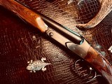 """Winchester Model 21 """"Show Gun"""" - 16ga - 26"""" - IC/M - Exquisitely Detailed Gold Custom Quail by A. DeLucia Engraved at Factory - One-of-a-kind! - 11 of 24"""