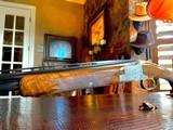 "Browning Diana Grade - 410ga - 28"" - 3"" Shells - Sk/Sk - RKST - Browning Case - Browning Buttplate - Collector Grade 99% - Lewancyk Engraved - 18 of 24"