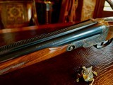 """Parker Repro DHE - 28ga - 28"""" & 26"""" - M/F & IC/M - 99% Condition - Double Trigger - Skeleton Buttplate - Pistol Grip - Beavertail Forend - 19 of 25"""