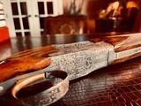 """Browning Superposed Diana RKLT - 20ga - 3"""" - IC/M - 26"""" Barrels - Angelo Bee Fine Upgrade - Checkered Butt Engraved Screws - Schnabel Forend - 9 of 23"""