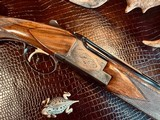 """Browning Superposed RKLT Belgium - 20ga - 3"""" - 28"""" - M/F - ca. 1985 Reintroduction of the Round Knob Long Tang with Rounded Frame - 6 of 25"""