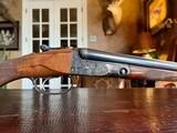 "Parker Repro DHE - 28ga - 26"" - IC/M - Single Trigger - Pistol Grip - Splinter Forend - 99% Condition"