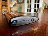 "Browning Citori Grade VI - 410ga - 28"" - Invector Chokes - NEW GUN UNFIRED - Special Order Maker's Case - WOW! - 16 of 18"