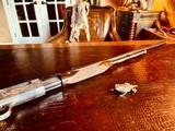 Browning Belgium Trombone Premium Upgrade - 22L - Turkish Grade V Stock & Forend - Angelo Bee Deep Relief Premium Engraving - 22 of 24