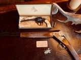 "Browning Citori Upland Special - 28ga - Gold Quail Unlimited Edition - 24"" - Invector Chokes - 99% Condition - High Grade Walnut - Beautiful Shotgun - 2 of 16"