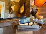 "Browning Citori Upland Special - 28ga - Gold Quail Unlimited Edition - 24"" - Invector Chokes - 99% Condition - High Grade Walnut - Beautiful Shotgun - 7 of 16"
