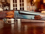 "Winchester Model 21 Custom Grade #4 - 410ga - 26"" - IC/M - Lightened Frame - Jeweled Flats & Action - Highest Grade Black Walnut - 99% Condition - 21 of 25"