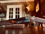 "Winchester Model 21 Custom Grade #4 - 410ga - 26"" - IC/M - Lightened Frame - Jeweled Flats & Action - Highest Grade Black Walnut - 99% Condition - 16 of 25"