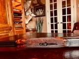 "Winchester Model 21 Custom Grade #4 - 410ga - 26"" - IC/M - Lightened Frame - Jeweled Flats & Action - Highest Grade Black Walnut - 99% Condition - 14 of 25"