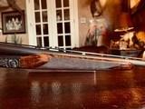 "Winchester Model 21 Custom Grade #4 - 410ga - 26"" - IC/M - Lightened Frame - Jeweled Flats & Action - Highest Grade Black Walnut - 99% Condition - 17 of 25"