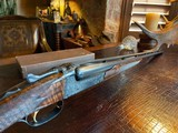 "Winchester Model 21 Custom Grade #4 - 410ga - 26"" - IC/M - Lightened Frame - Jeweled Flats & Action - Highest Grade Black Walnut - 99% Condition - 23 of 25"