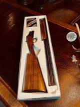 """Browning Superposed SuperLight - 20ga - As New - IC/M - ca 1984 (1 of 118 in 1984 - 1 of 227 made in 1983/1984) - 26.5"""" Barrels - Original Box - 6 of 23"""