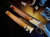 Browning SuperLight - 20gaCentennial Presentation Grade (free set of .30-06 Barrels) - In Maker's Wooden Display Case - NICE - 4 of 16