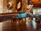 """Browning Citori Superlight - 20ga - 26"""" - Extended Chokes - Schnabel Forend - Straight Grip - Blue Receiver - Great Field Shotgun - 8 of 12"""