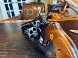 """Colt Python .357 Magnum - 6"""" - Colt Provenance - Built for Robert """"Bobby"""" Shelton Heir and President of The King Ranch - Grifnee & Delcour Engraved - 10 of 21"""