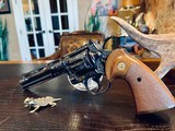 """Colt Python .357 Magnum - 6"""" - Colt Provenance - Built for Robert """"Bobby"""" Shelton Heir and President of The King Ranch - Grifnee & Delcour Engraved - 8 of 21"""