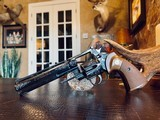 """Colt Python .357 Magnum - 6"""" - Colt Provenance - Built for Robert """"Bobby"""" Shelton Heir and President of The King Ranch - Grifnee & Delcour Engraved - 15 of 21"""