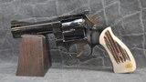 Manurhin MR73 with Stag grips - 1 of 4