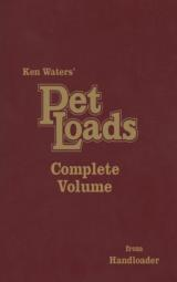 Ken Waters' Pet Loads Complete by Ken Waters (Wolfe Publishing Company) - 1 of 4
