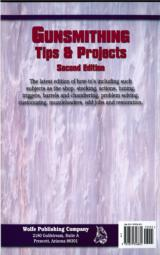 Gunsmithing Tips and Projects Second Edition (Wolfe Publishing Company) - 2 of 5