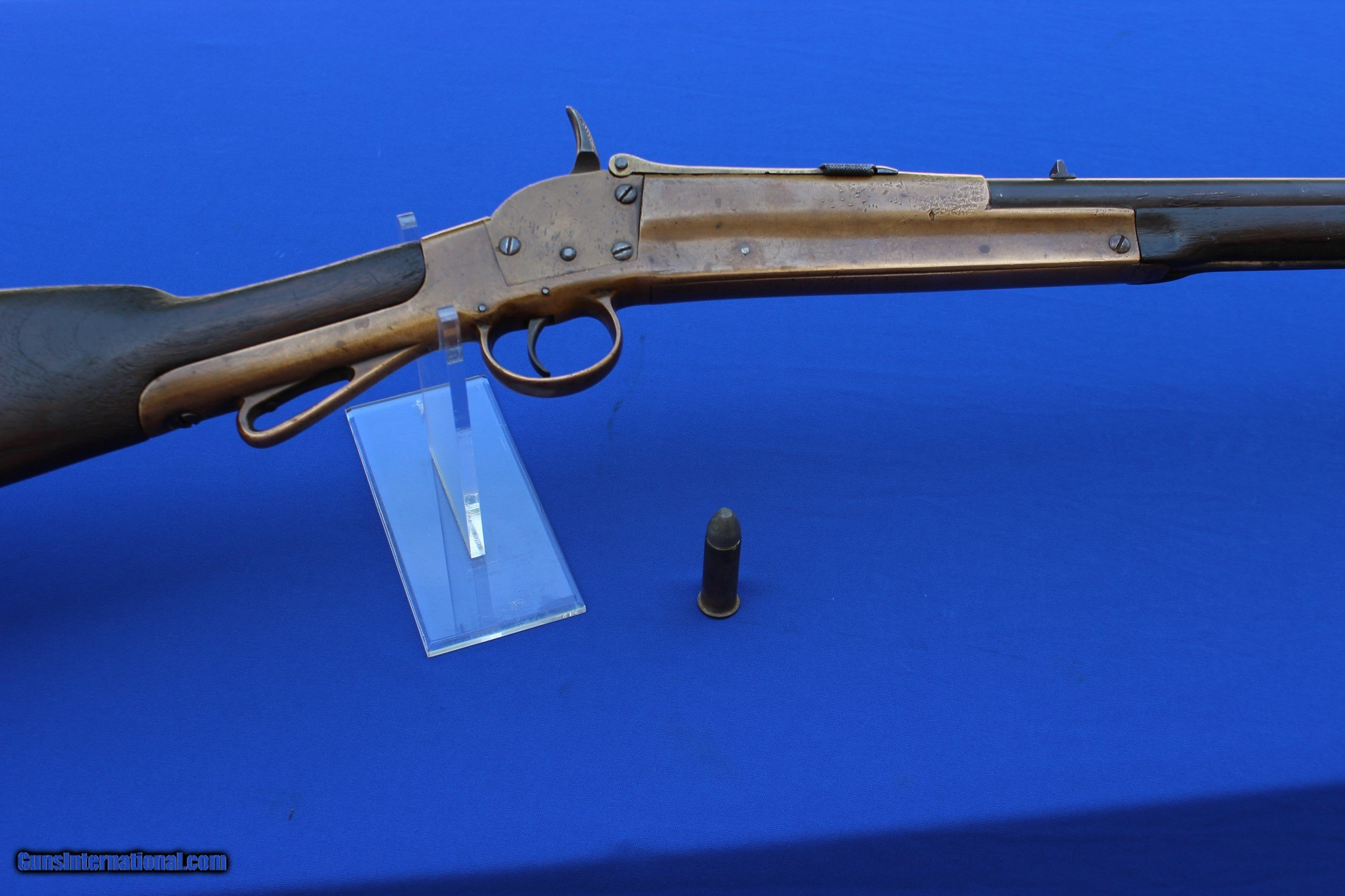 Original Confederate Morse Carbine