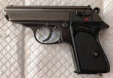 Walther PPK Police Marked K Series 7.65mm (32acp)