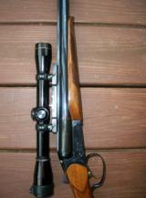 Custom 45-70 Double Rifle on Baikal Action - 7 of 8