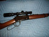 """Henry Lever action,22lr cal.Scarce 24"""" barrel =, octagon - 4 of 5"""