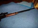 """Henry Lever action,22lr cal.Scarce 24"""" barrel =, octagon - 5 of 5"""