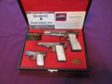 Browning Renaissance 3 Gun Set