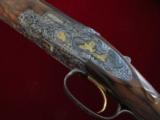 Custom Belgium Browning Sideplated Superposed