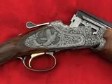 Browning Citori Sideplate , 2 barrel set
