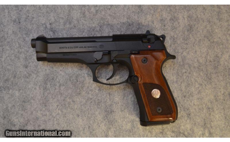 Beretta 92 FS ~ 9mm Parabellum