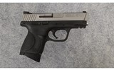 smith and wessonm&p 40stainless.40 s&w