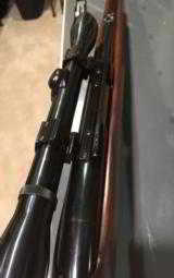 Winchester Model 88 in 308 with lift of Weaver K4 scope - 3 of 15