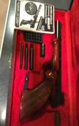 Browning Medalist 22, Belguim Made, with the box and all accessory - 1 of 13