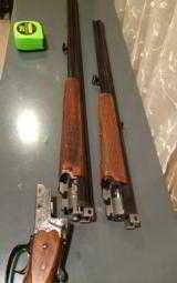 HEYM 2 barrel shotgun and combonation gun, drilling, Over under 30-06 and 16 gauge and over under 16 over 16 gauge - 13 of 15