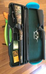 Blaser R93 with two barrels 300 win mag/375, two muzzle break, Professional stock, Swarovski Scope, and case - 9 of 14