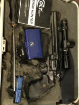 Colt python hunter with original box and all paper work, almost new