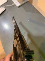 S&W STRAIGHT LINE SINGLE SHOT TARGET PISTOL, 10 inch barrel, 4 digit serial number 1088 - 10 of 13